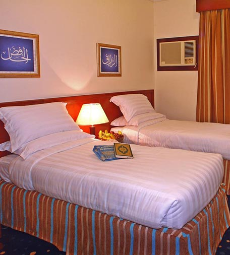3 Star Easter Umrah Package For 7 Nights